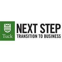 Dartmouth Tuck School – Next Step Transition to Business